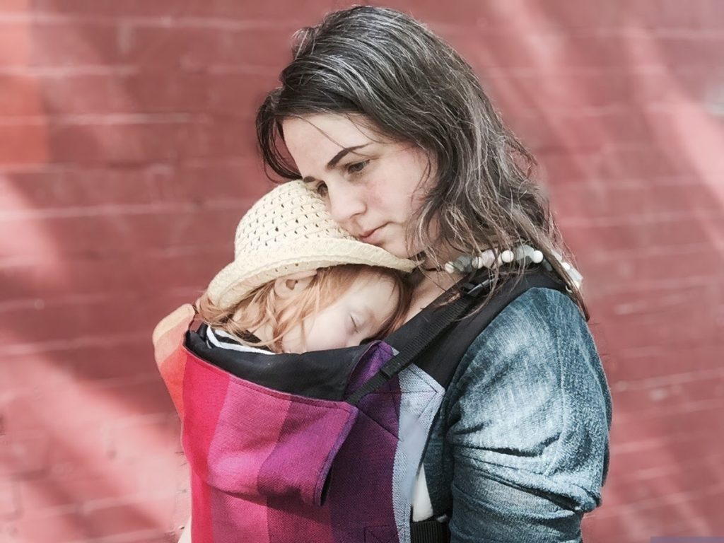 Make traveling easier with your Connecta Baby Carrier